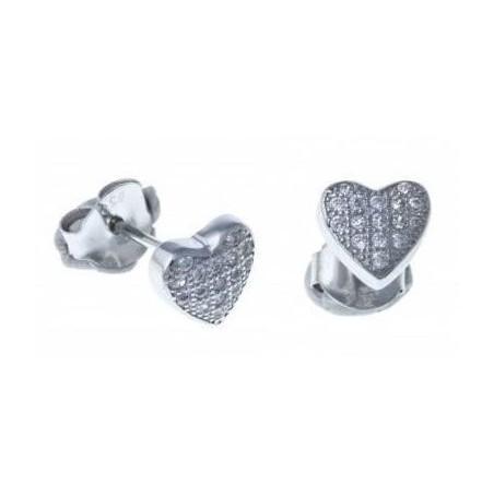 Boucles d'oreilles argent femme - Mymi