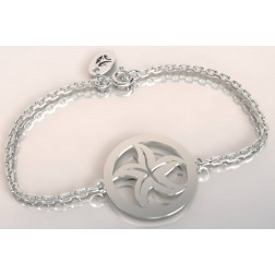 Bracelet créateur en argent, mixte - Etoile de Mer
