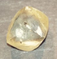 diamant jaune brut
