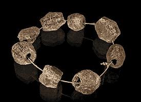 bracelet ancien de l'age de bronze