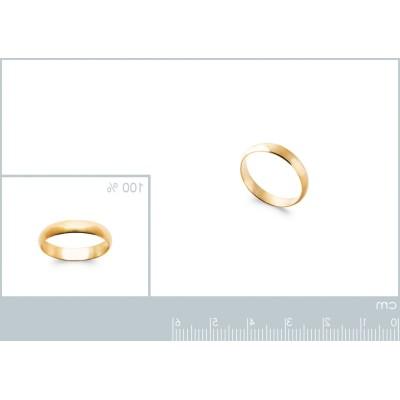 anneau de mariage pour homme pas cher en plaqué or