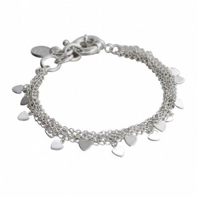 Bracelet pour femme en argent 925 millièmes Louise Zoé, Myriade