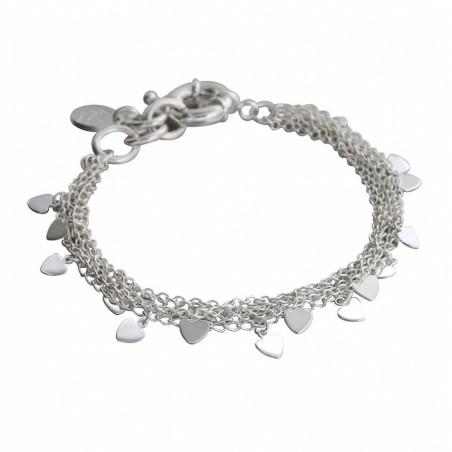 Bracelet pour femme argent Louise Zoé Bijoux, Myriade