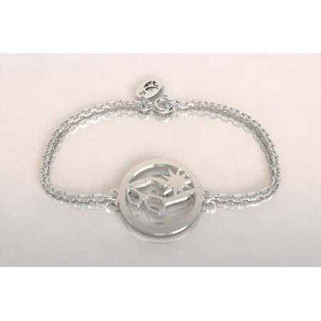 Bracelet de créateur en argent, unisexe - Lunettes de soleil