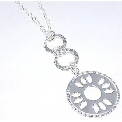 Collier argent 925/1000 pour femme, Spleen