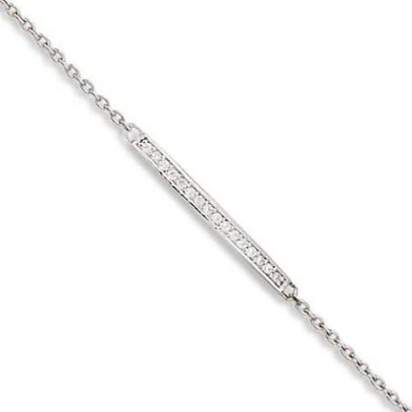 Bracelet fantaisie en argent - Séville