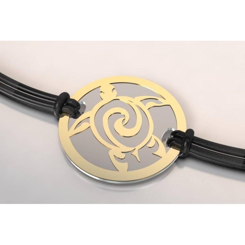 bracelet tortue en or pour femme