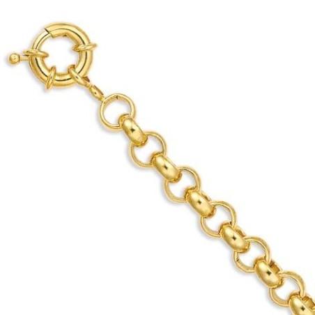 Bracelet en plaqué or - Talita