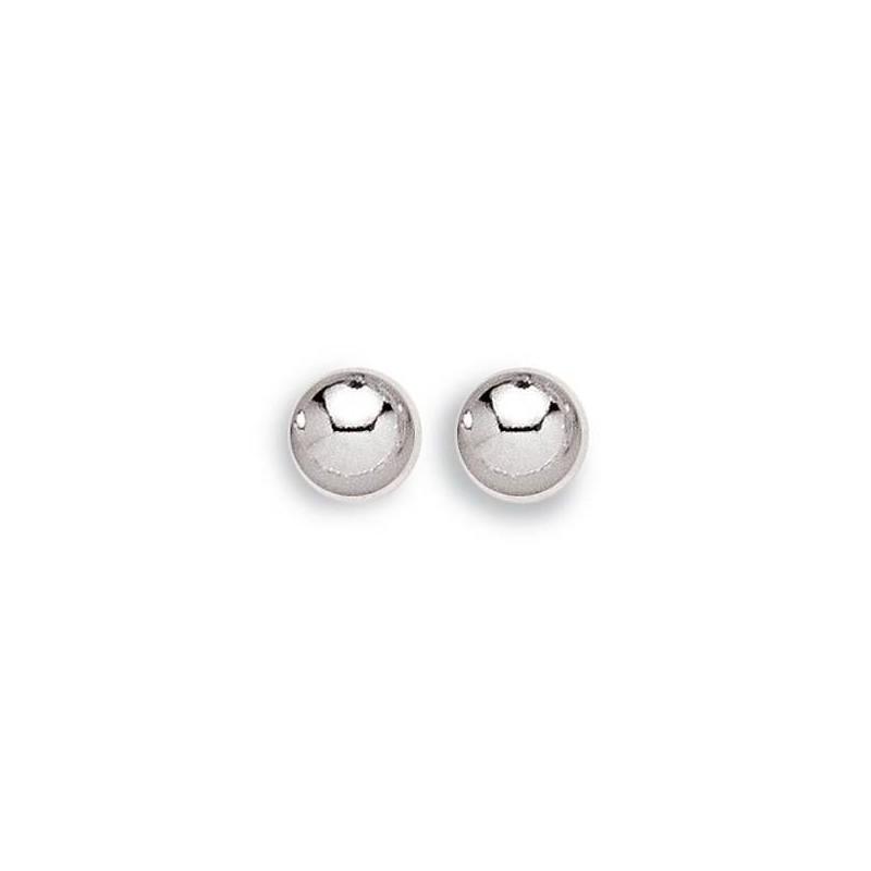 Boucles d'oreilles en argent 925 pour femme, Perle de Lumière