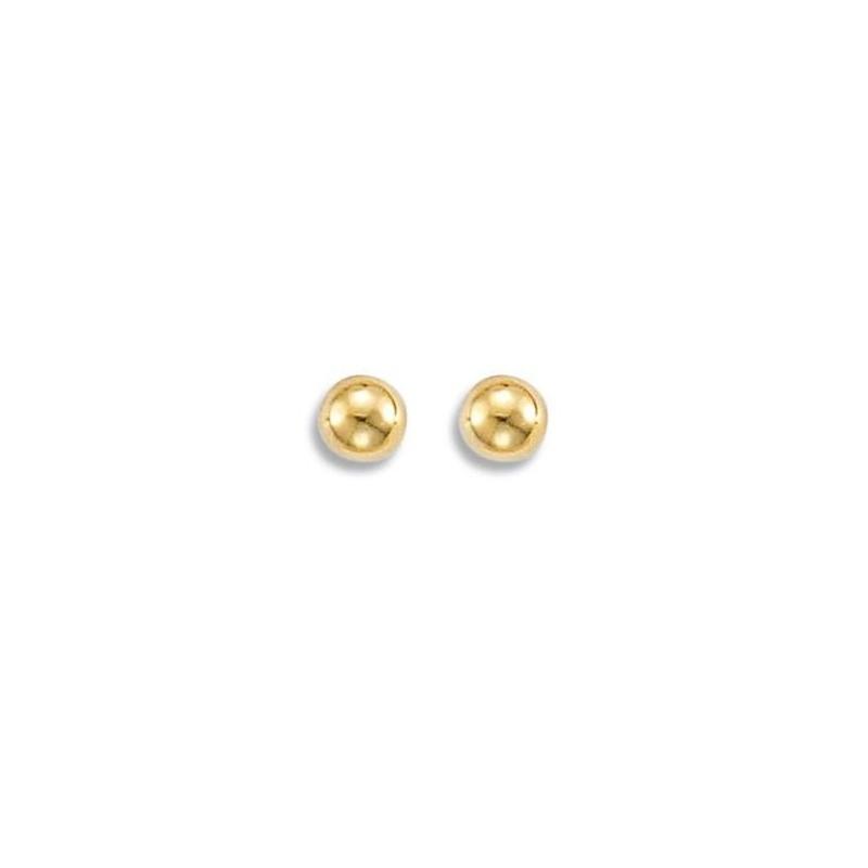 boucle d'oreille or 18 carats pas cher pour femme