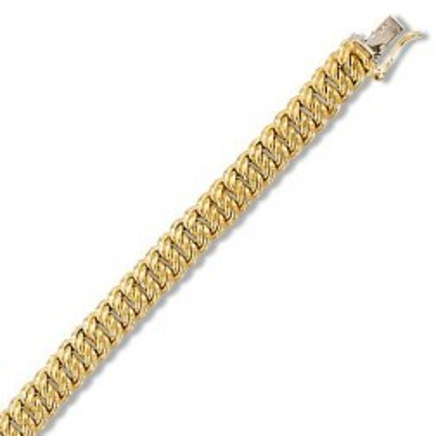 Bracelet américain en or jaune - Or Pur