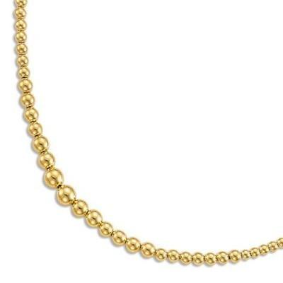 Collier de perles en or 18 carats pour femme - Gold Pearl - Lyn&Or Bijoux