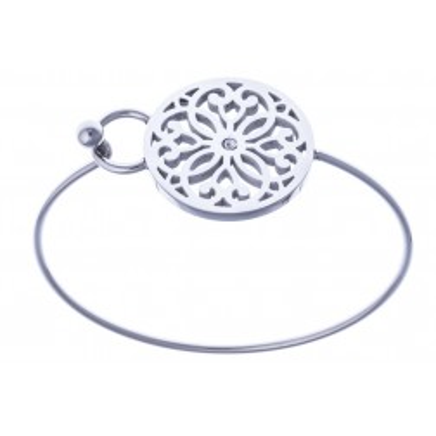 Bracelet fil en acier et strass - Show