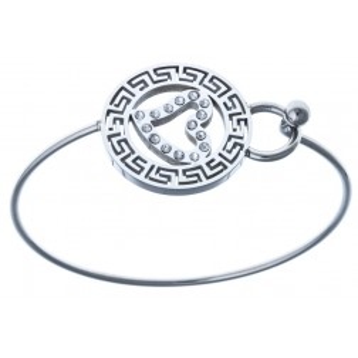 Bracelet fil en acier et strass - Inca