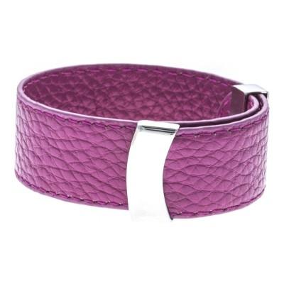 Bracelet modulable en cuir pour femme Gamy's, 2cm