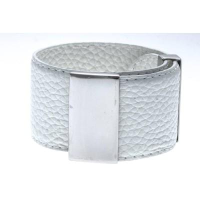 Bracelet tendance en Cuir modulable Gamy's, 3cm