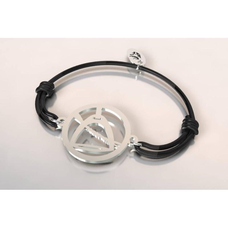 bracelet pour femme en argent, récompense concours hippique originale