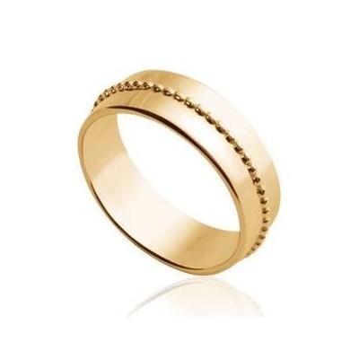 Bague en plaqué or pour femme