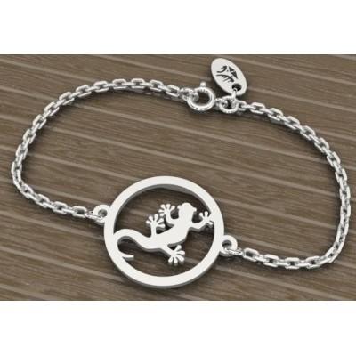Bracelet en argent 925 pour Femme, Margouillat