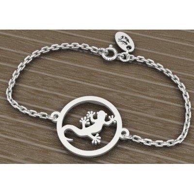 Bracelet argent pour Femme - Margouillat - Lyn&Or Bijoux