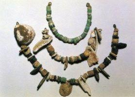 collier préhistorique