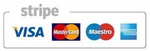 paiement securisé par carte bancaire Stripe