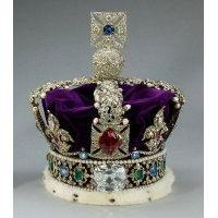 couronne impériale britannique