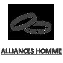 alliances bijoux homme