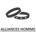 alliances bijoux homme