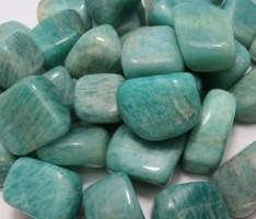 amazonite, pierre fine pour bijoux
