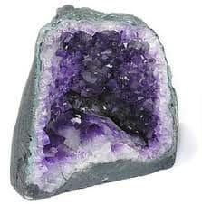 Pierre violette améthyste