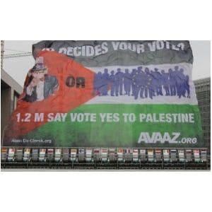 Avaaz aux côtés de la Palestine