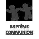 bijoux à offrir pour un baptême, pour une communion