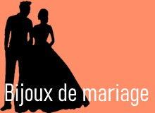 Bijoux & accessoires de mariage, bijoux pour la mariée