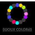 bijoux fantaisie colorés