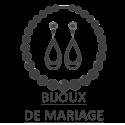bijoux de mariage pour la mariée