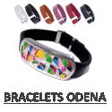 bracelets cuir modulable odena