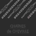chaînes et bracelets de cheville pour femme