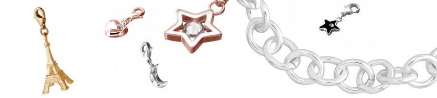 bracelet charms pour femme