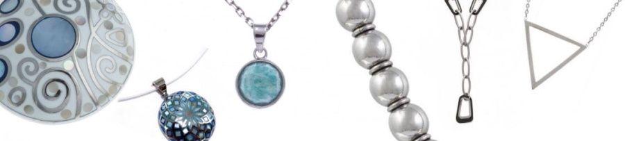collier femme en céramique, bijouterie en ligne