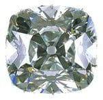diamant régent, diamant louvres