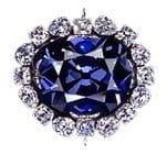 diamant hope, diamant bleu, magnifique diamant, collection diamant