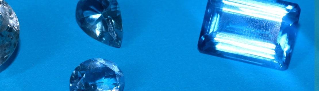 gemmes saphir bleu