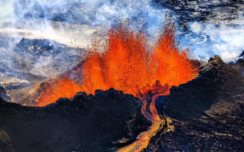 volcan Grímsvötn iceland