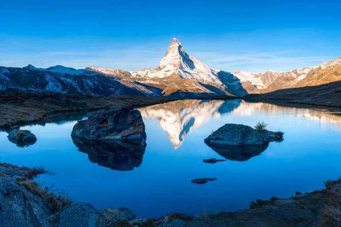 Mont Cervin, Alpes