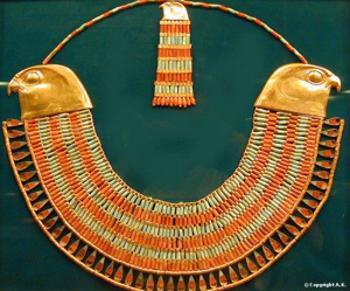 bijou de l'ancienne Egypte