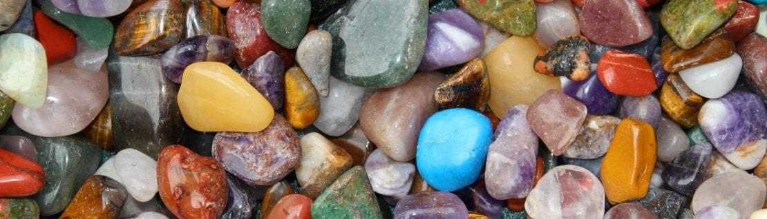 pierres fines et naturelles