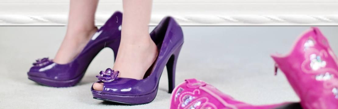 chaussure a talons hauts