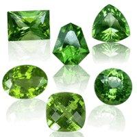 pierre de peridot, pierre verte